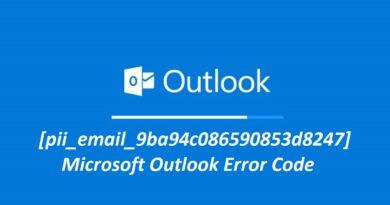Microsoft Outlook Code [pii_email_9ba94c086590853d8247]