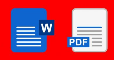 PDFBear - Free Online Word to PDF Converter for Students